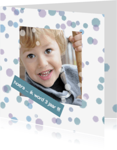 Kinderfeestjes - Kinderfeestjes Leuk met spetters