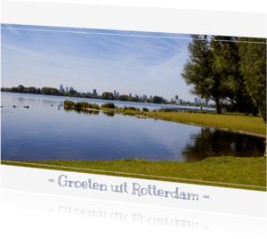 Ansichtkaarten - Kralingse Plas