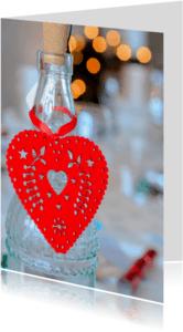 Kerstkaarten - Liefdevol kerstdiner