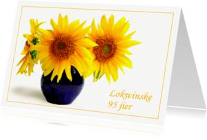 Fryske kaartsjes - Lokwinske 95 jier