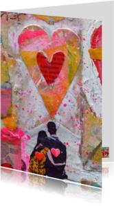 Felicitatiekaarten - Love is a gift