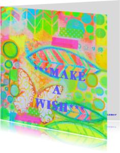 Coachingskaarten - Make a wish butterfly