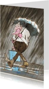 Vriendschap kaarten - na regen komt zonneschijn2