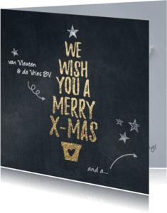 Zakelijke kerstkaarten - Originele zakelijke kerstkaart  2018