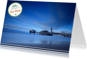 Ansichtkaarten - Pier van Scheveningen