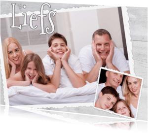 Zomaar kaarten - Sloophout Liefs - BK