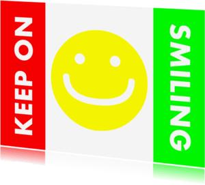 Sterkte kaarten - Smiling