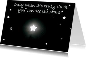 Spreukenkaarten - Stars