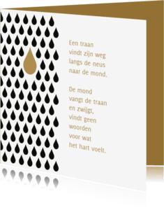 Sterkte kaarten - sterkte tranen