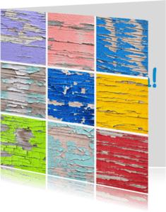Verhuiskaarten - Succes met klussen of verbouwing