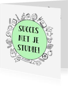 Succes kaarten - Succes Studie - WW