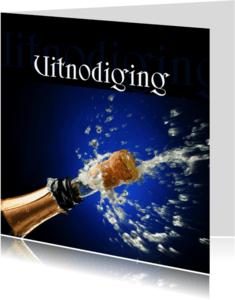Uitnodigingen - Uitnodiging Feest 7