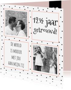 Jubileumkaarten - Uitnodiging jubileum - WW
