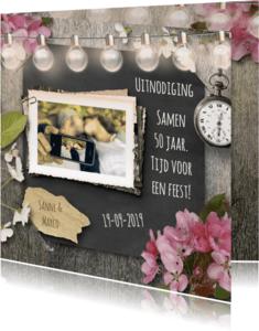Uitnodigingen - Uitnodiging samen jarig A RB