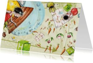 Uitnodigingen - Uitnodigingen: Welkom op onze picknick!