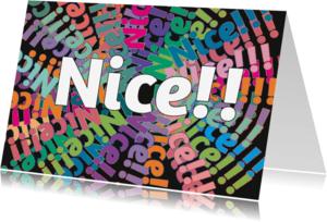Coachingskaarten - Uitroep Nice AS