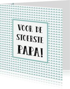 Vaderdag kaarten - Vaderdag kaart - WW