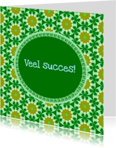 Coachingskaarten - Veel succes