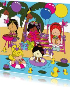 Verjaardagskaarten - Verjaardag lief prinsesje!