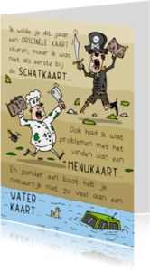 Verjaardagskaarten - Verjaardagskaart Originele Kaart