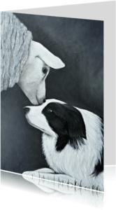 Vriendschap kaarten - Vriendshap tussen ons