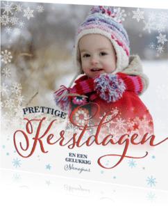 Kerstkaarten - Winter Sneeuw kerstmis