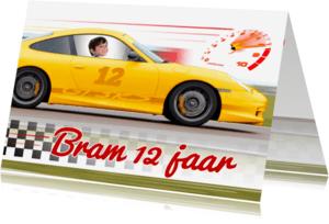 Kinderfeestjes - Zet jezelf in een Raceauto! - BK
