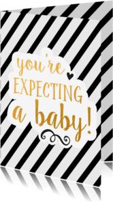 Felicitatiekaarten - Zwangerschap - feliciatie