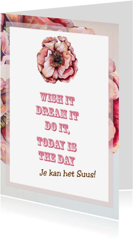 Coachingskaarten - Today Is The Day