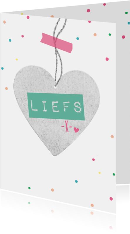 Liefde kaarten - -X- Liefs -BF