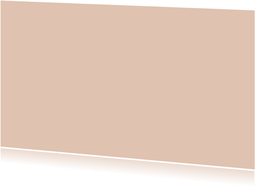Zomaar kaarten - Zilver roze enkel liggend