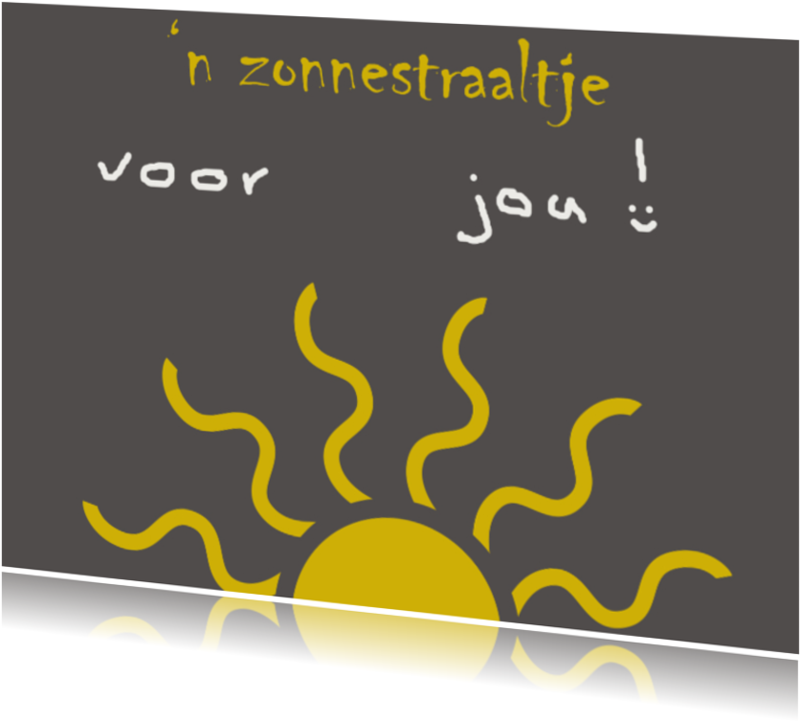 Beterschapskaarten - zonnestraaltje-made4you